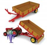 5329 Massey Ferguson 3 Tonnen Anhänger