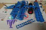 60155 Lemken Rubin 12 Kua Kurzscheibenegge