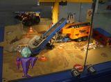 5701 Baugrube Set mit Fahrzeugen