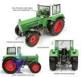 5312 Fendt Farmer 106S  Turbomatik  4WD   mit Fritzmeier Kabine M611