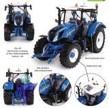 6234 New Holland T6.180 Heritage Blue   Traktor UH