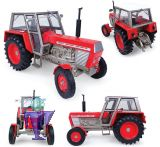 4984 Zetor Crystal 12011 2wd - Rot / Gold